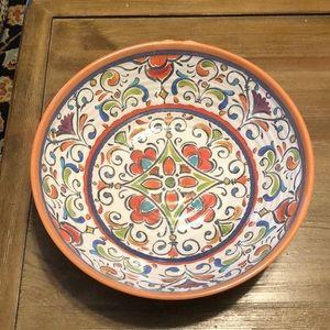 Pier 1 Melamine bowl